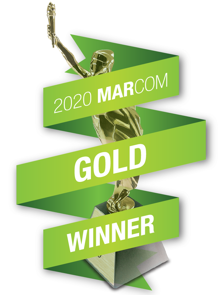 2020 MARCOM gold Winner